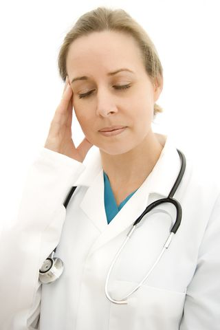 Doc with Headache
