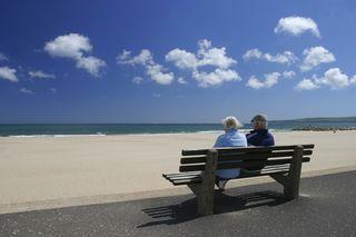 Beach - Retirees