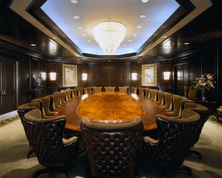 Fancy Boardroom