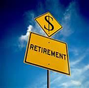 Retirement Sign
