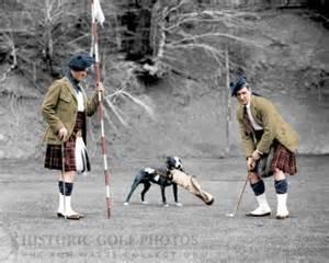 Scots Golfers