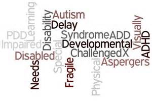 Special Needs Poster