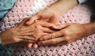 Mother-Daughter Hands