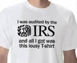 IRS Tshirt