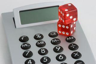 Calculator and Dice